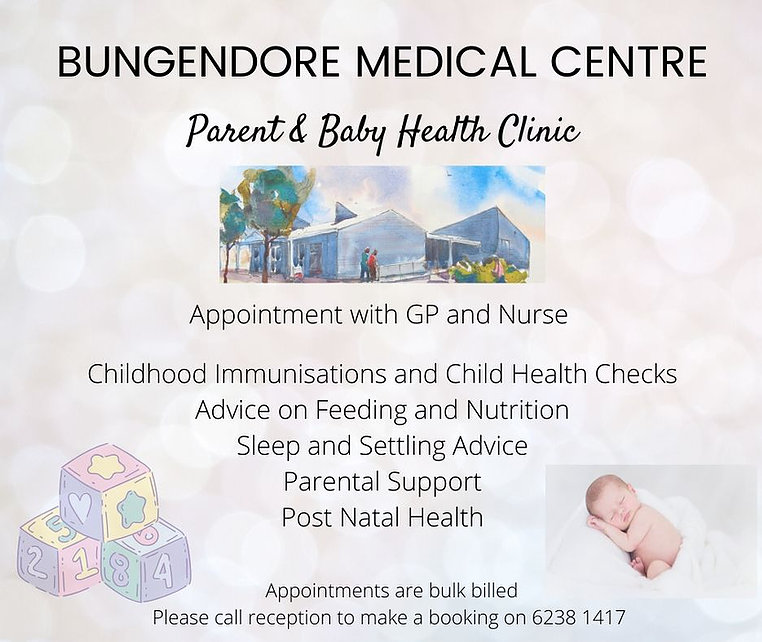 Parent & Baby Health Clinics